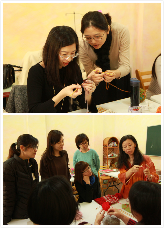 2018.01.03-parents knit workshop